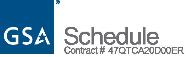 GSA Schedule Contract# 47QTCA20D00ER